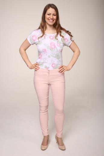 Rózsaszín nadrág